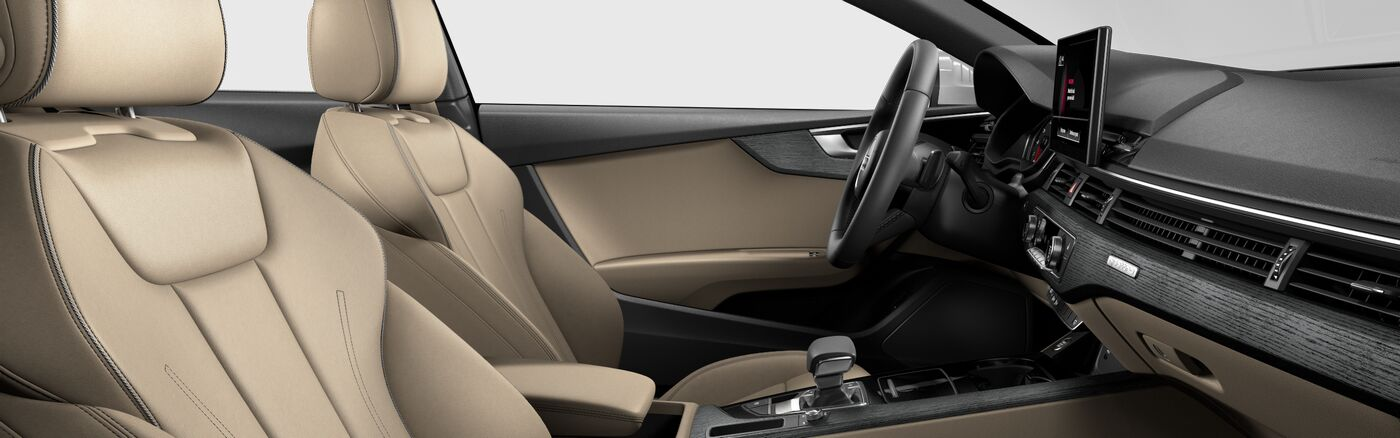 Interior > Build > 2021 Audi A5 Coupe | Luxury Coupe ...