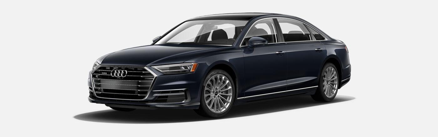 Packages & Options > Build > 2021 Audi A8 | Luxury Sedan ...