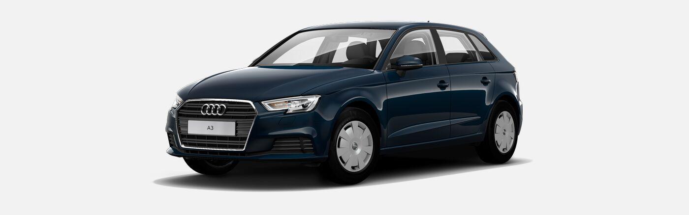 Ihre Konfiguration A3 Sportback A3 Audi Deutschland