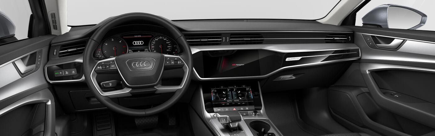 Ausstattung A6 Limousine A6 Audi Deutschland