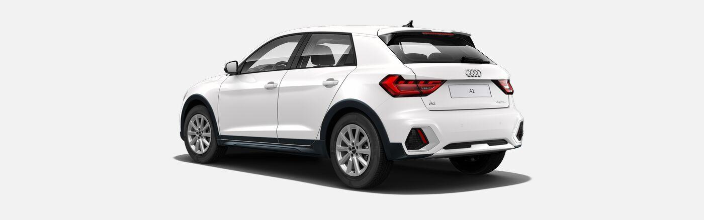 Audi A1 Hinta