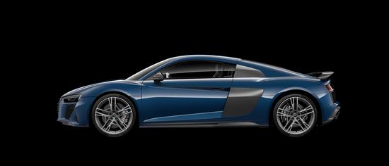 R8 Coupé V10 performance
