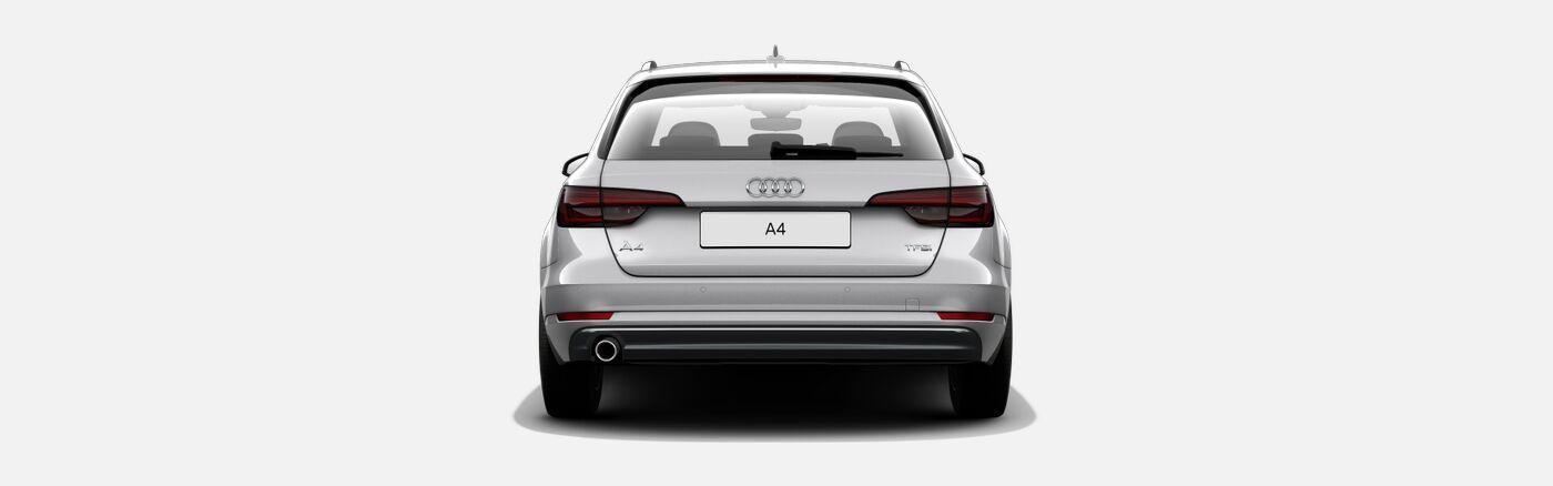 Snel configureren > A4 Avant > A4 > Home > Audi Nederland