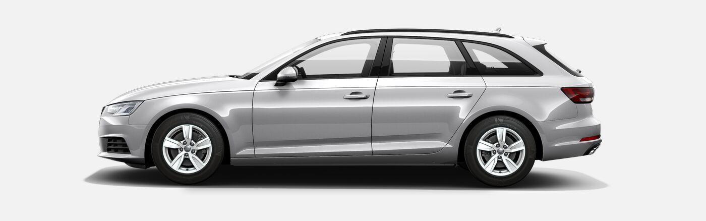 Audi A4 Avant Uitvoeringen Pakketten Audi Nederland A4 Avant