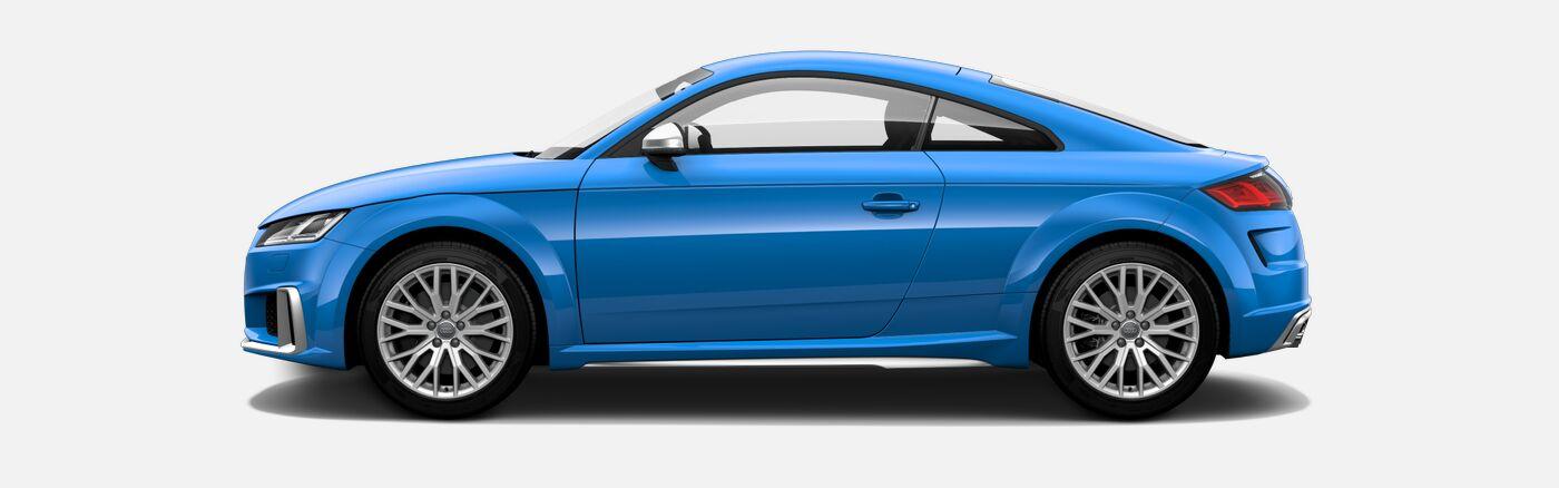 Audi Original TTS scritta Audi TTS scritta emblema anteriore