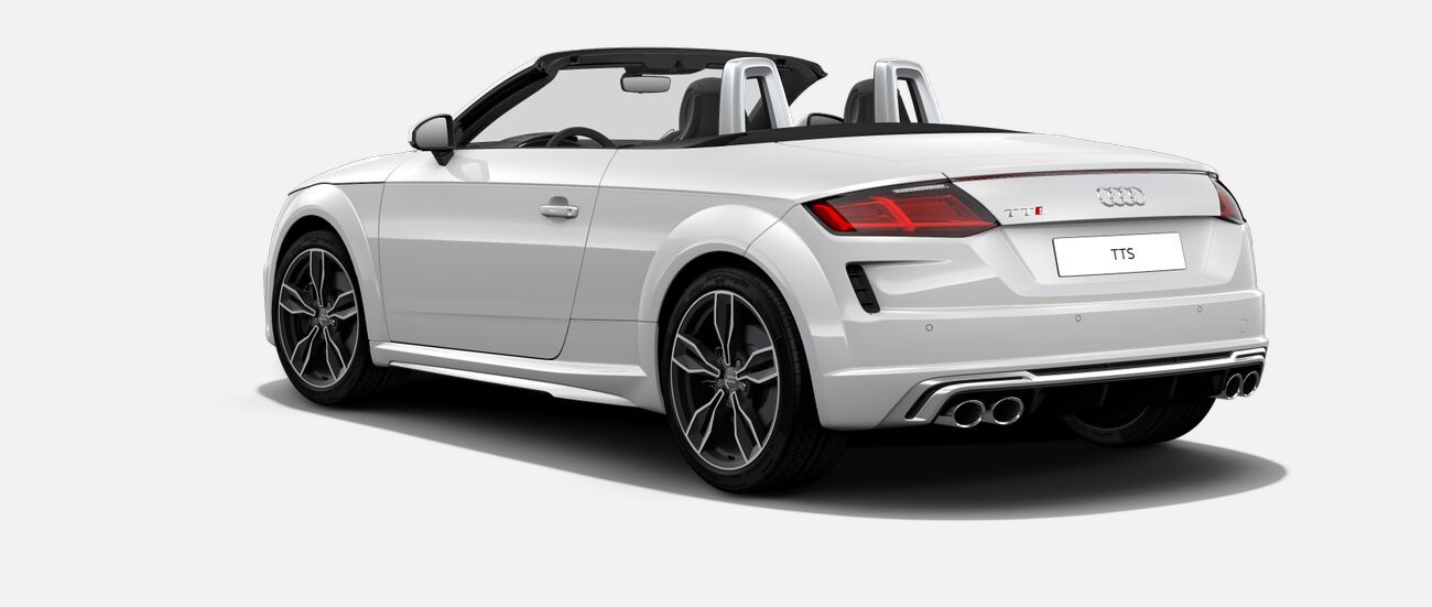 Audi TTS Roadster > TT > Audi configurator UK