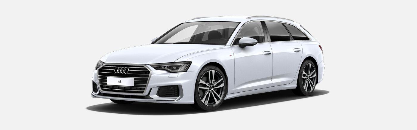 Audi A6 Avant A6 Audi Configurator Uk