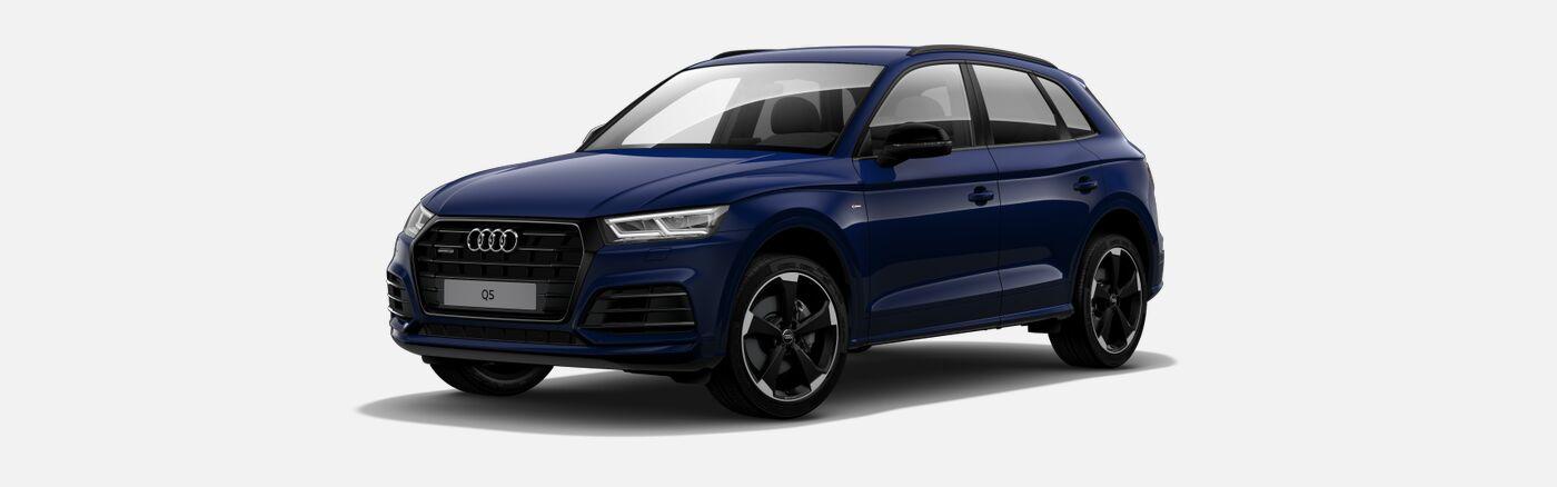 Summary > The Audi Q5 > Q5 > Audi configurator UK