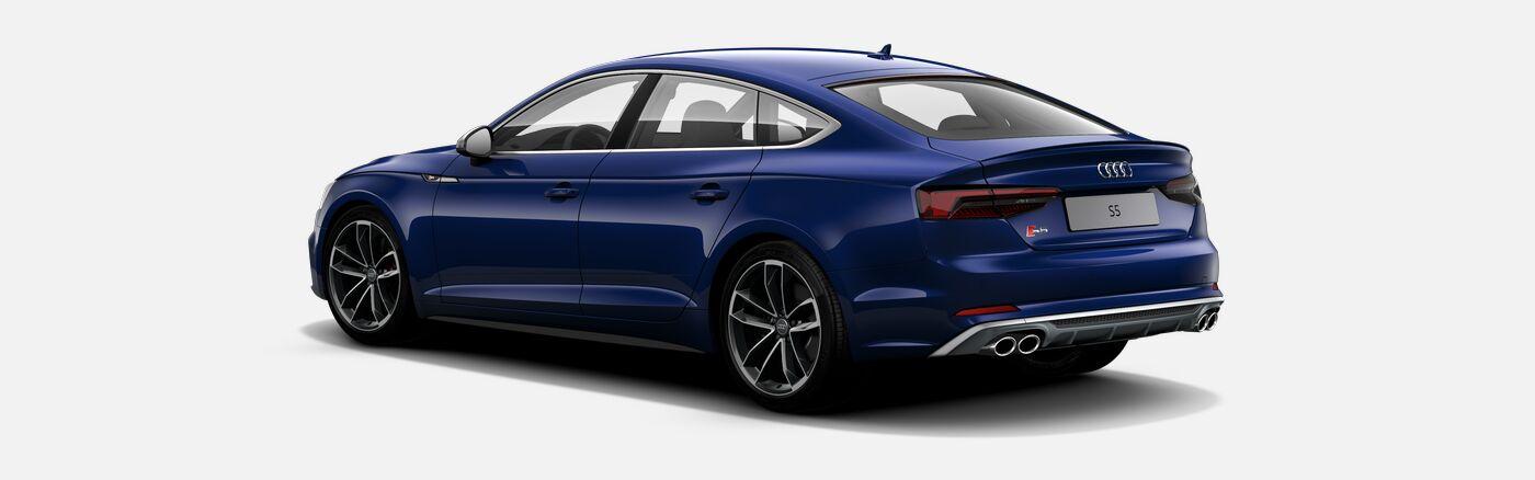 Audi S5 Sportback > A5 > Audi configurator UK