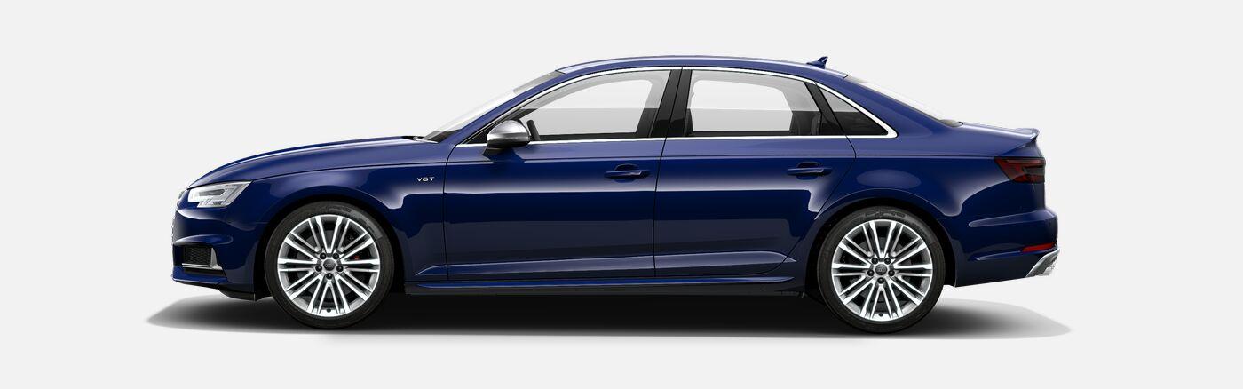 Audi S4 Saloon Gt A4 Gt Audi Configurator Uk