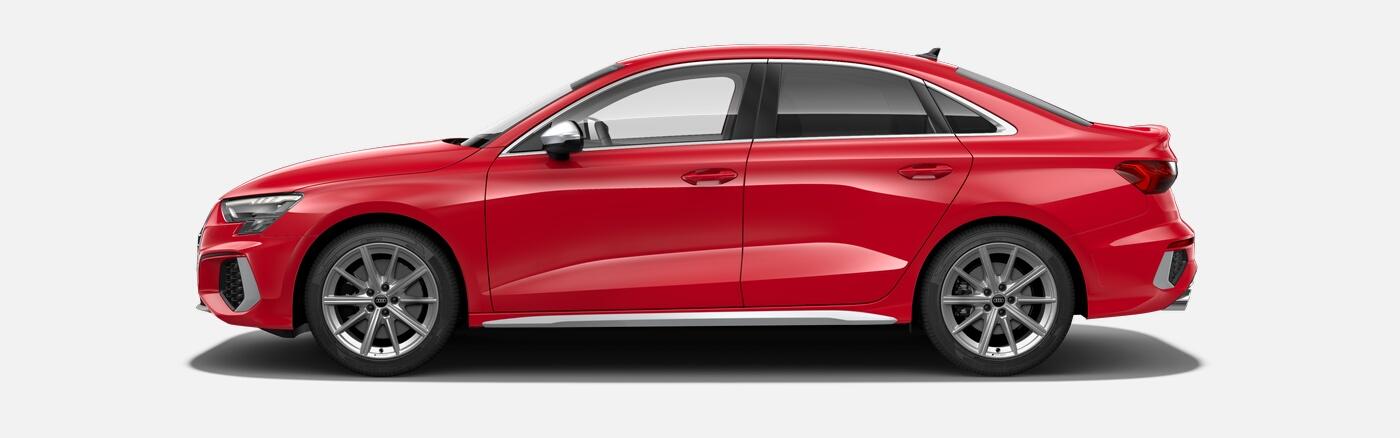 Audi S3 Saloon > A3 > Audi configurator UK
