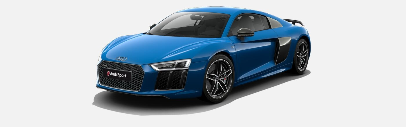 Build your own audi r8