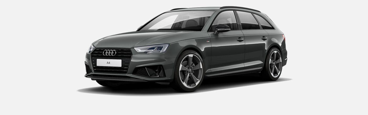Summary Audi A4 Avant A4 Audi Configurator Uk