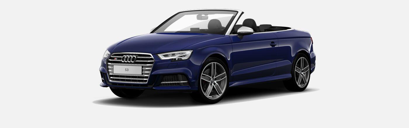 Audi S3 Cabriolet > A3 > Audi configurator UK