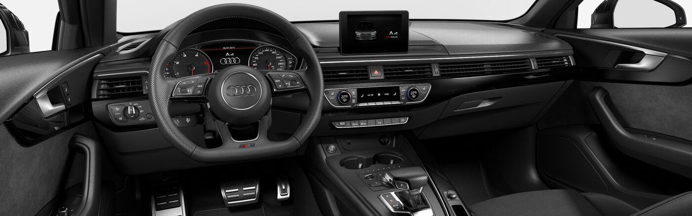 Interior Audi A4 Avant A4 Audi Configurator Uk