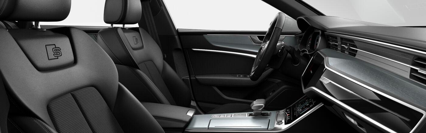 Interior Gt Audi A7 Sportback Gt A7 Gt Audi Configurator Uk