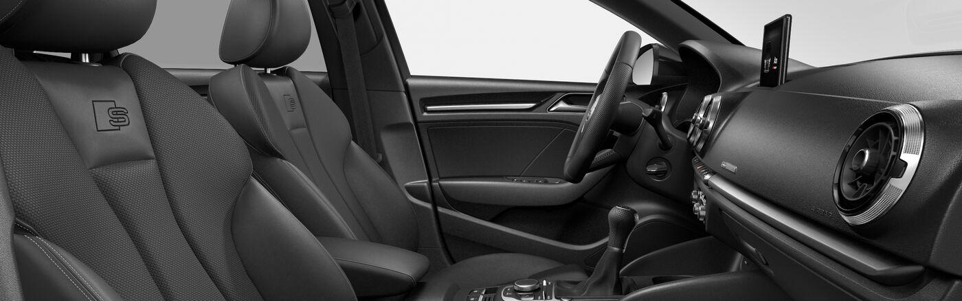 Engine > Audi A3 Saloon > A3 > Audi configurator UK
