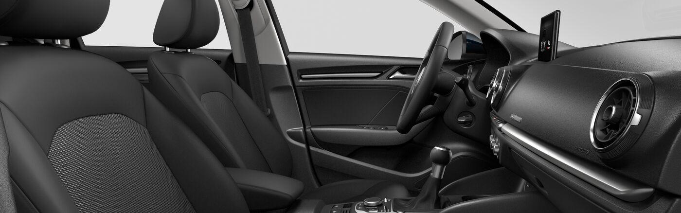 Interior > Audi A3 Sportback > A3 > Audi configurator UK