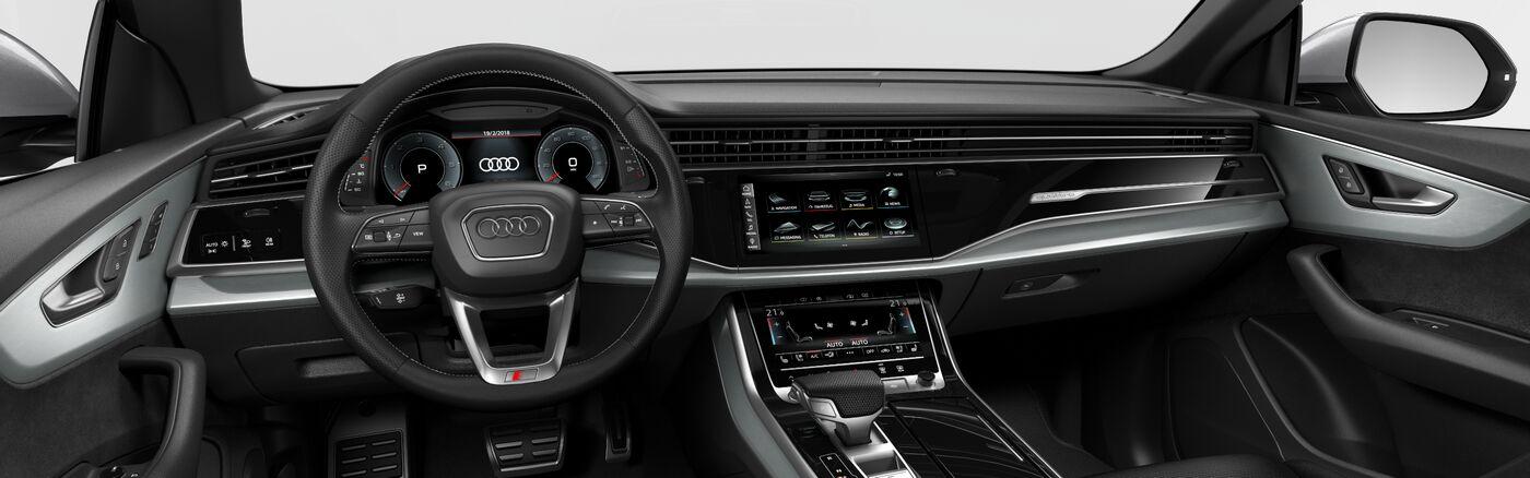 Equipment Gt The Audi Q8 Gt Q8 Gt Audi Configurator Uk