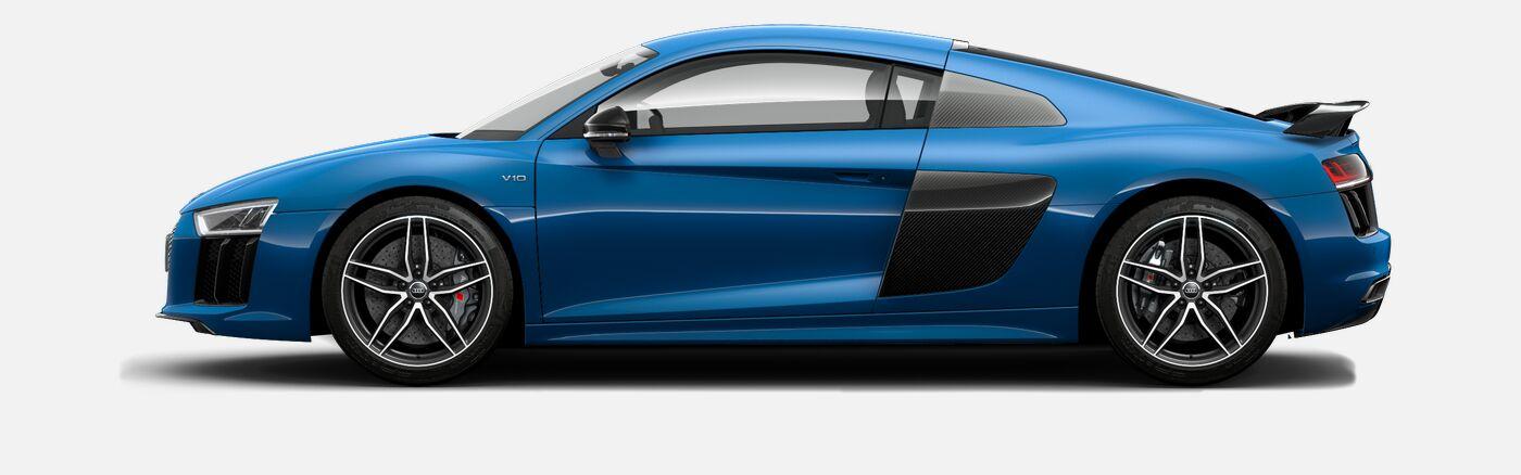 Audi r8 configurator