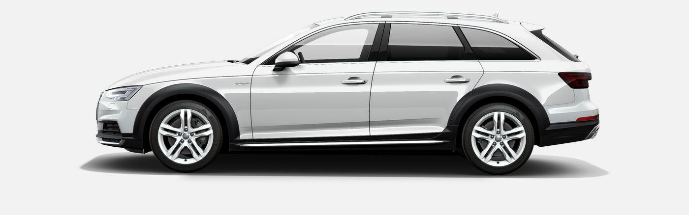 Audi A4 Allroad Quattro A4 Audi Configurator Uk