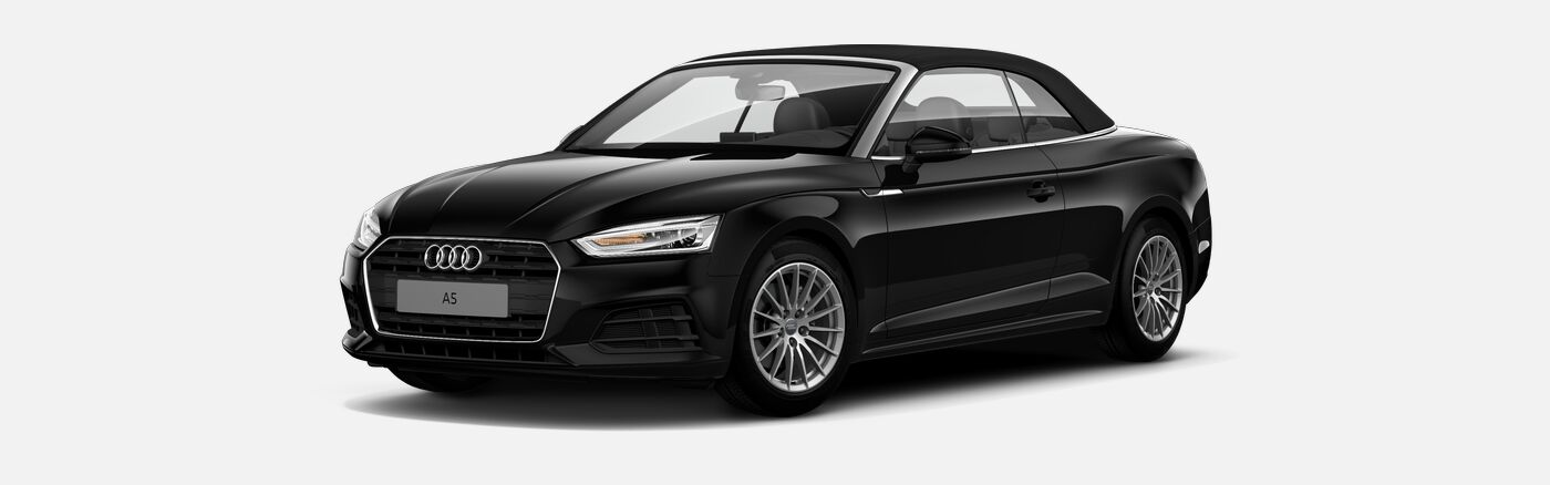 Finitions A5 Cabriolet Audi France