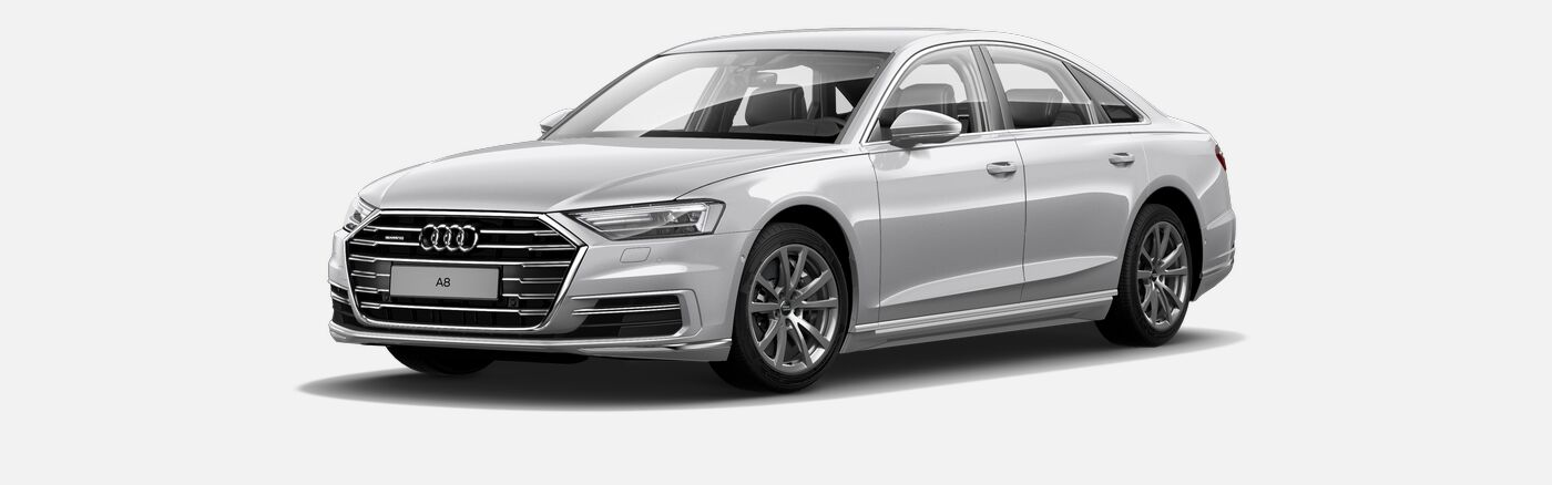 Finitions Audi A8 France
