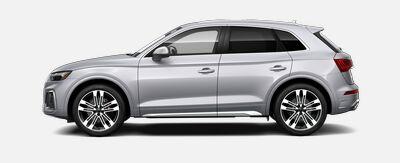 Build and Price > 2021 SQ5 > Q5 > Audi Canada