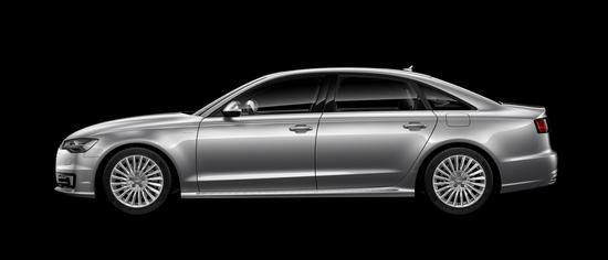 Audi A6L 40 e-tron