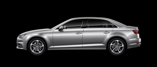 All New Audi A4L