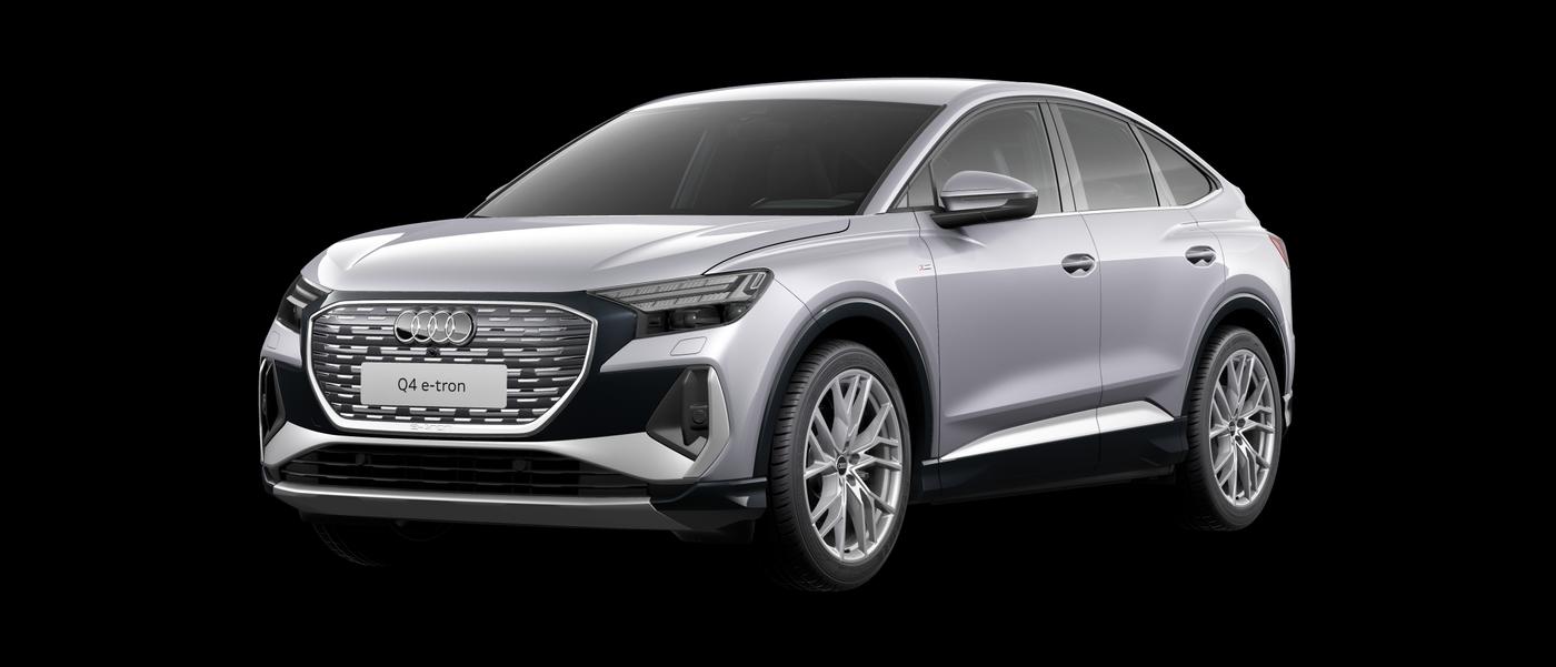 Q4 e-tron Sportback