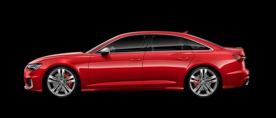 S6 Limousine TDI 2020