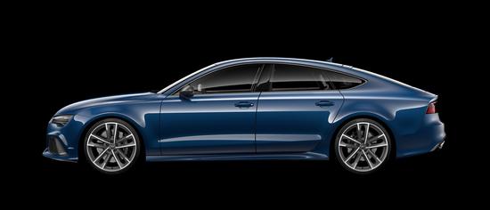 RS 7 Sportback performance