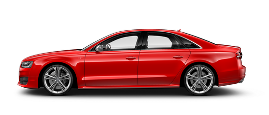 Your Audi S8
