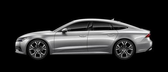 All New Audi A7 Sportback