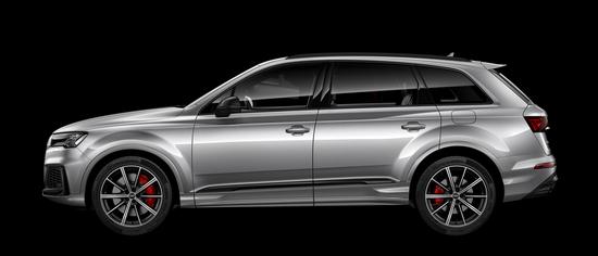 Audi Q7 55 e-tron