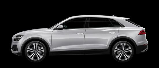 내 Audi Q8 보기