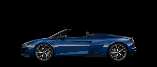 R8 Spyder V10 performance RWD