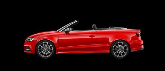 S3 Cabrio TFSI