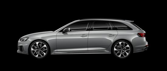 All New Audi RS 4 Avant