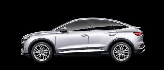 Q4 Sportback e-tron