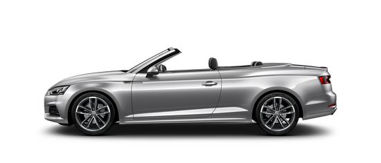 All New Audi A5 Cabriolet