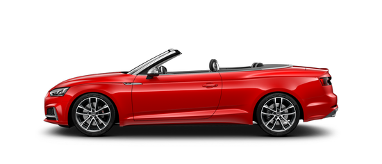 All New Audi S5 Cabriolet