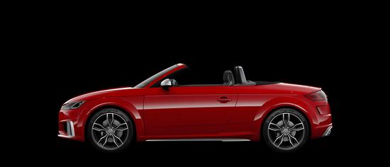 TTS Roadster TFSI