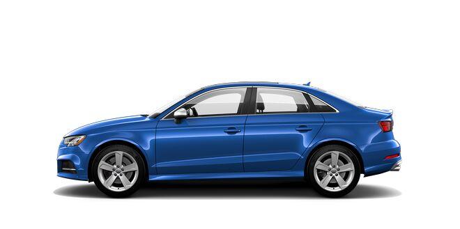 2018 Audi S3 Sedan: quattro®| Price & Specs | Audi USA