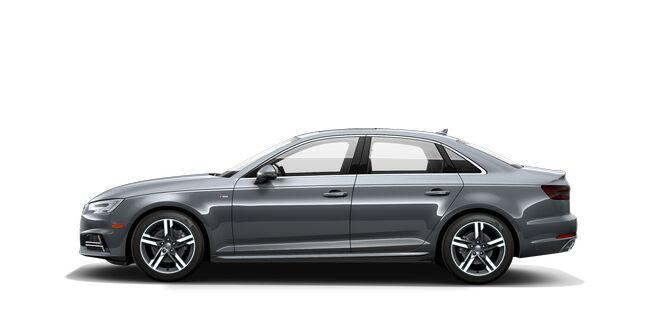 Audi A Sedan Quattro Price Specs Audi USA - 2018 audi a4 s line specs
