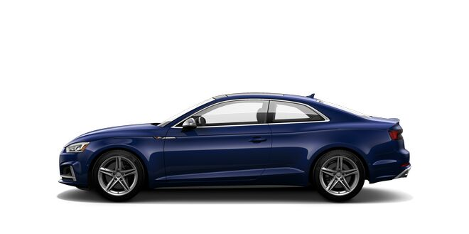 2019 Audi S5 Coupe Price Specs Audi Usa