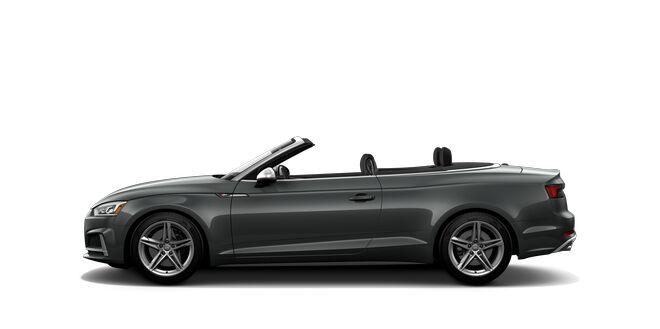 2019 Audi S5 Cabriolet Quattro Overview Audi Usa