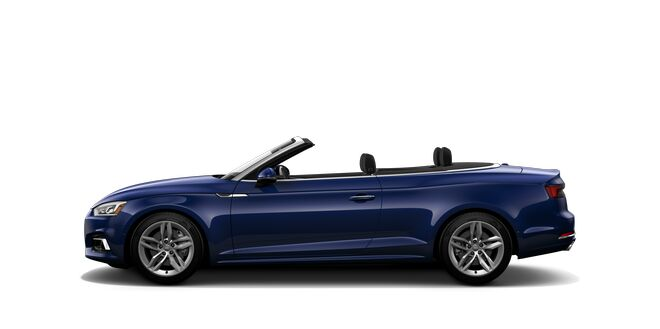 2019 Audi A5 Cabriolet: Convertible | Overview | Audi USA