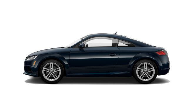 2020 Audi Tt Coupe Overview Audi Usa